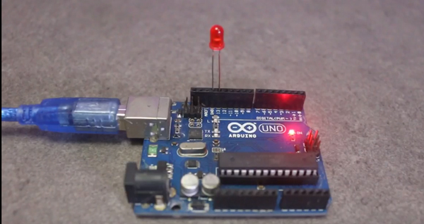 Arduino tutorial - programing